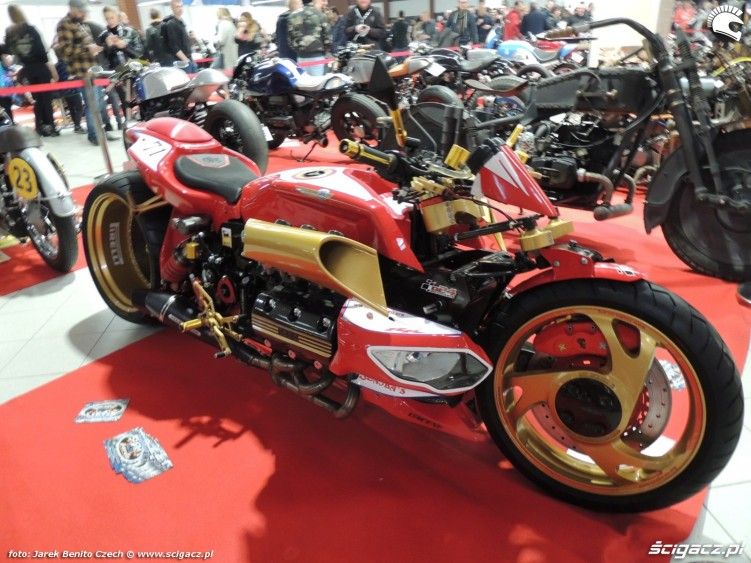 Warsaw Motorcycle Show 2019 385