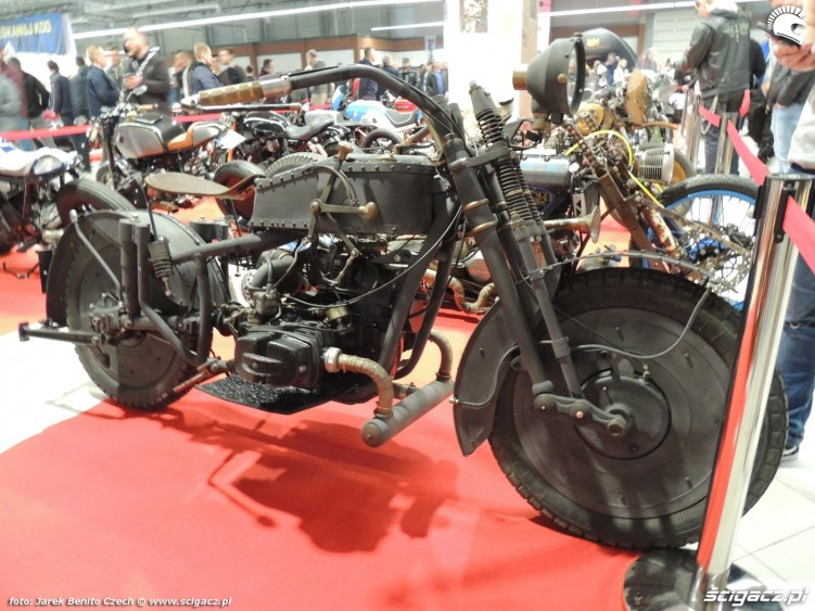 Warsaw Motorcycle Show 2019 386