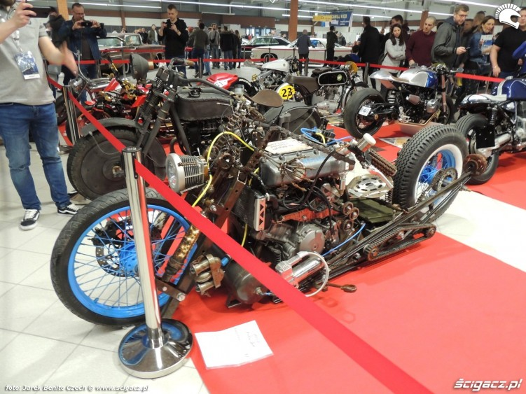 Warsaw Motorcycle Show 2019 389