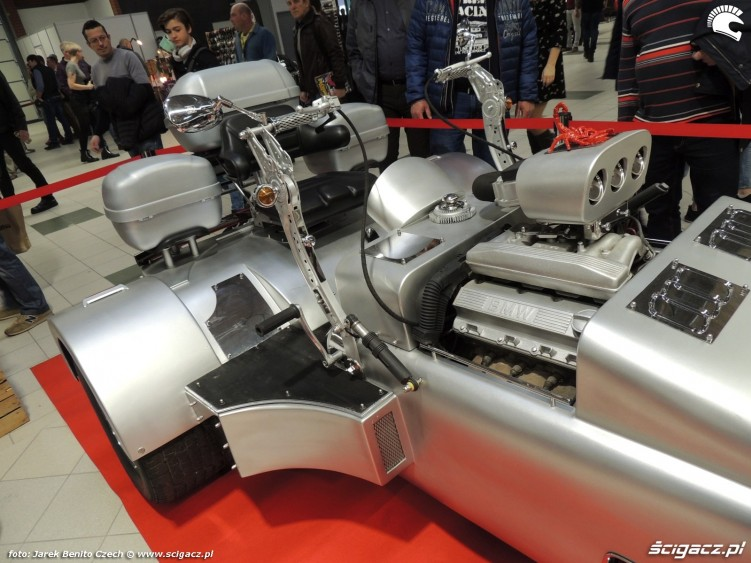 Warsaw Motorcycle Show 2019 391
