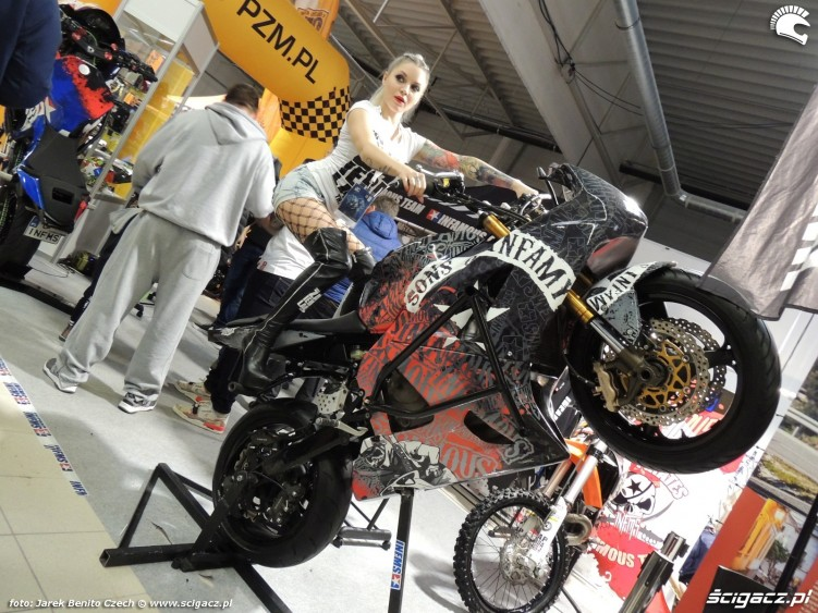 Warsaw Motorcycle Show 2019 395