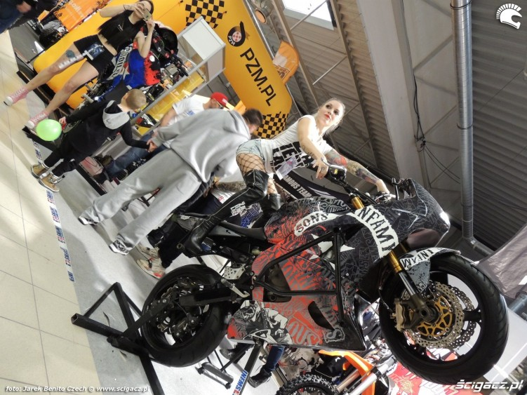 Warsaw Motorcycle Show 2019 396
