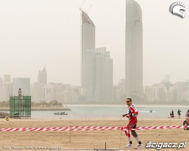 Abu Dhabi Desert Challenge 2012 tlo