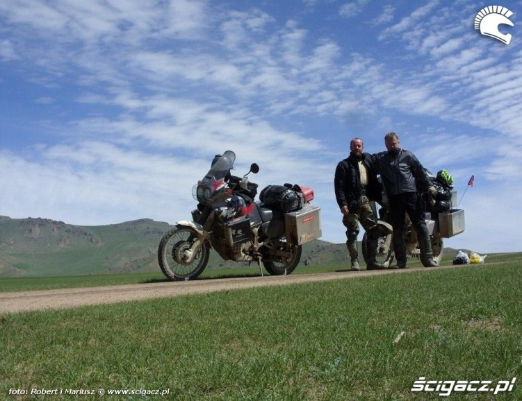 Mongolia wyprawa motocyklami 8