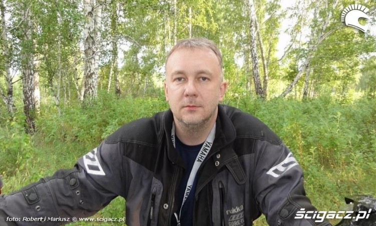 Tajga wyprawa motocyklem do Magadanu