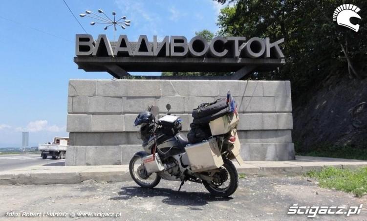 Wladywostok wyprawa motocyklem do Magadanu