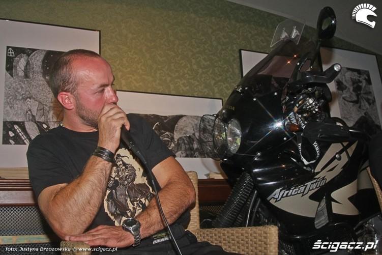 spotkanie z motocyklistami