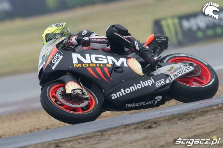 Chris Vermeulen MotoGP Le Mans 2012