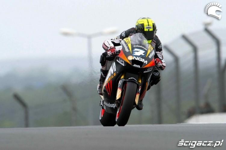 chris vermeulen MotoGP Le Mans