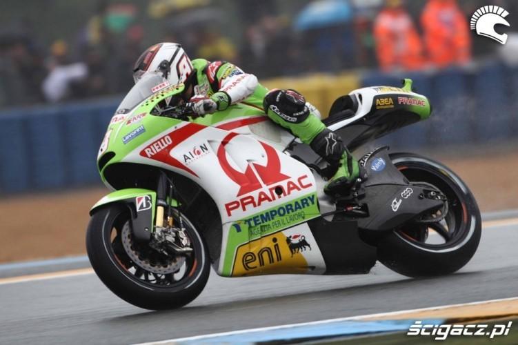 hector barbera MotoGP Le Mans
