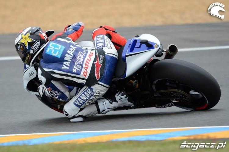 lorenzo tyl MotoGP Le Mans 2012