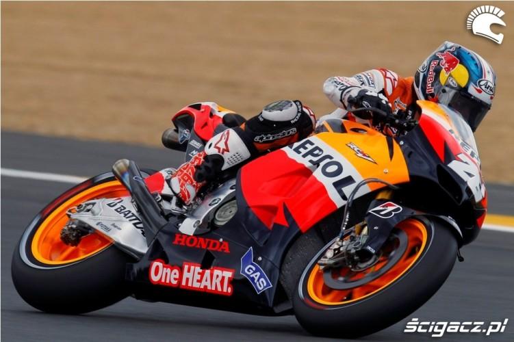 pedrosa MotoGP Le Mans
