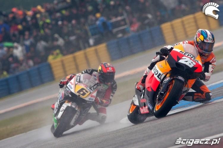 pedrosa MotoGP Le Mans 2012
