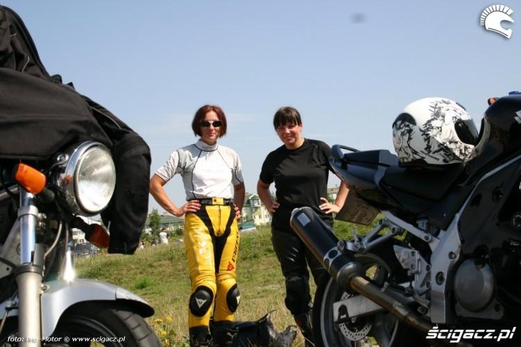 motocyklistki Fun and Safety Pro-Motor LUBLIN