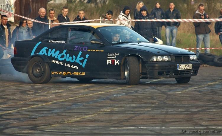 BMW drift