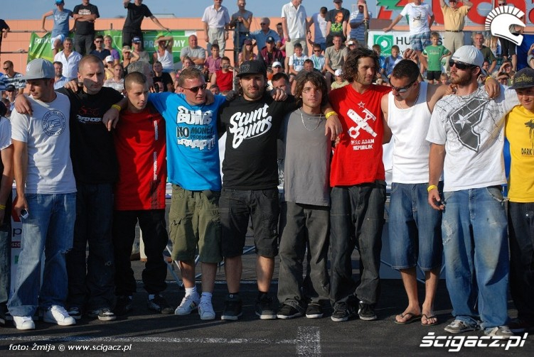 Zawodnicy StuntGP
