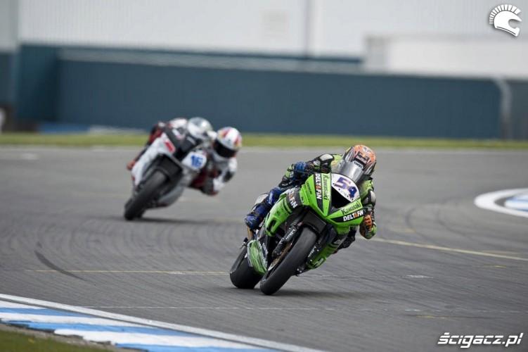 Kawasaki WSS Donington Park 2012