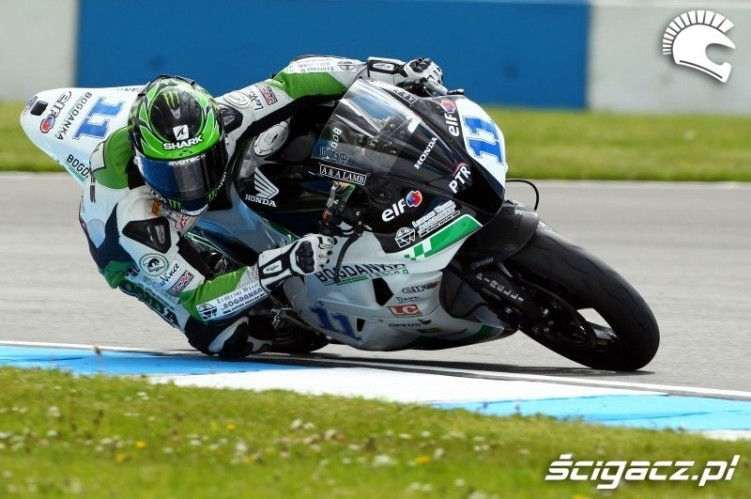 Sam Lowes WSS Donington Park 2012