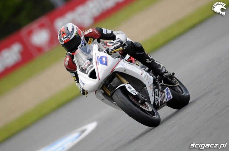 Triumph WSS Donington 2012