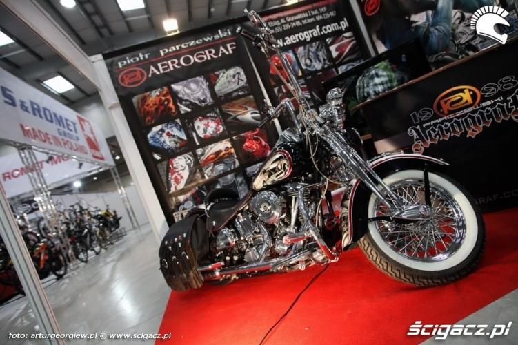 HD Targi Motocyklowe w Warszawie - III Ogolnopolska Wystawa Motocykli i Skuterow 2011