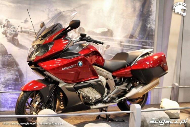 bmw k1600gtl Targi Motocyklowe w Warszawie - III Ogolnopolska Wystawa Motocykli i Skuterow 2011