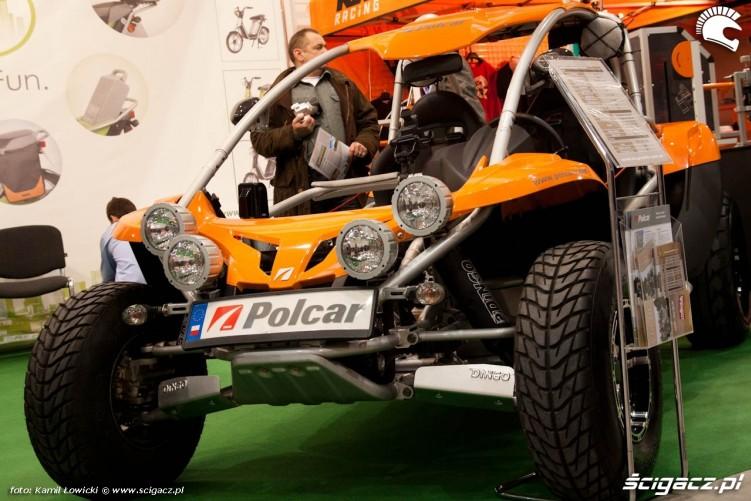 buggy PolCar Targi Motocyklowe Warszawa 2011 - III OWMiS
