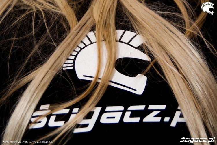 logo scigacz pl na plecach Targi Motocyklowe Warszawa 2011 - III OWMiS