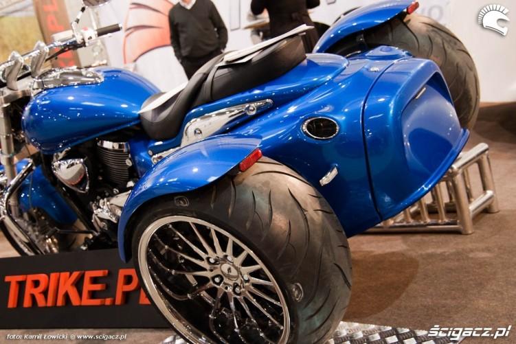 trajka custom Targi Motocyklowe Warszawa 2011 - III OWMiS