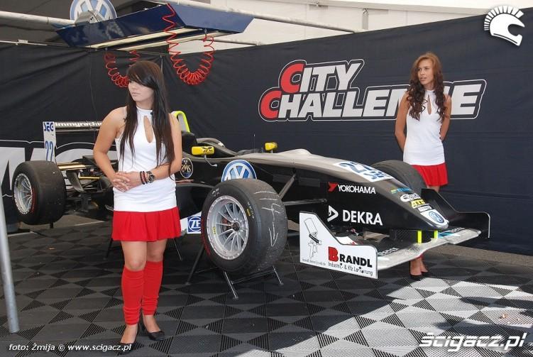 F1 City Challenge boks