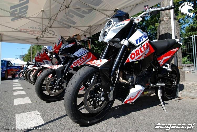 Nowe KTM Duke wystawa