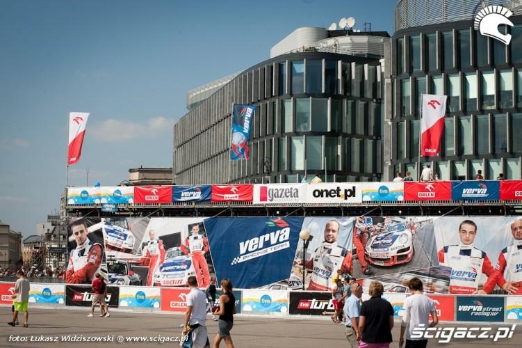 Plac Pilsudskiego Street Racing