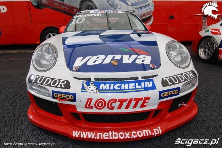 Porsche Jakuba Giermaziaka