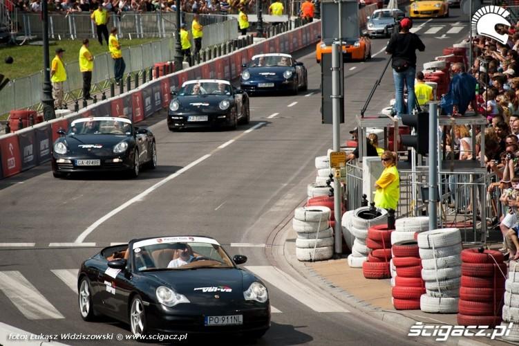 Prezentacja superaut Street Racing
