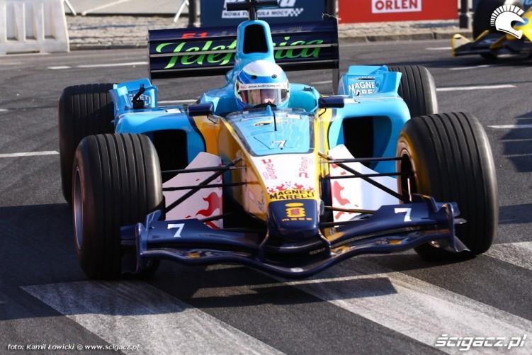 Samochod wyscigowy Verva Street Racing Warszawa