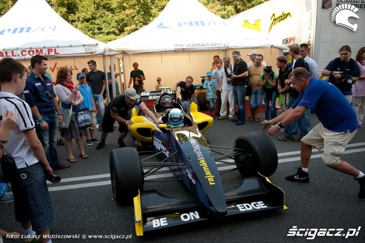 Street Racing prawie jak F1