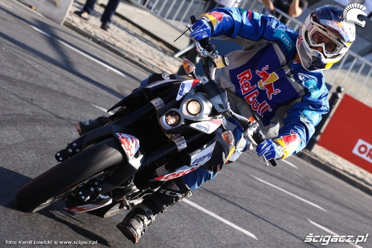 Tadek Blazusiak Verva Street Racing Warszawa