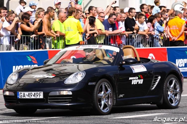Verva Street Racing Porshe