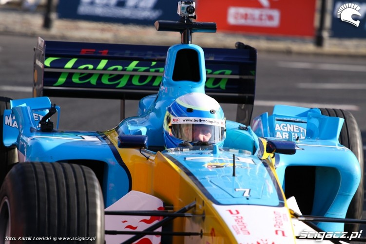 Verva Street Racing Warszawa telefonica
