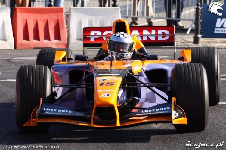 Verva Street Racing wyscigowka