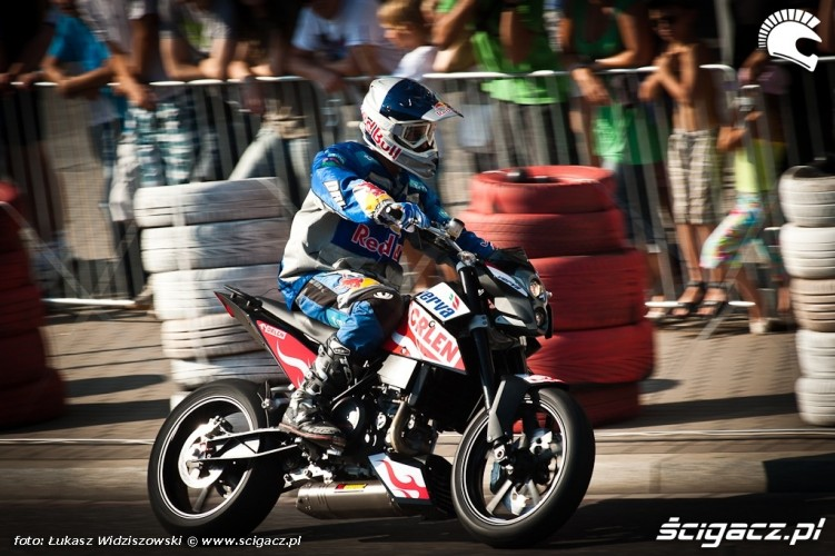 Zawodnik Street Racing