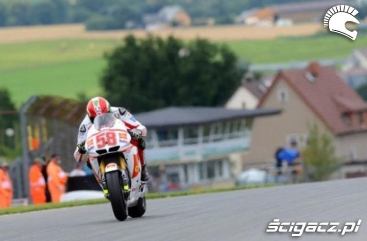 HondaGresini Sachsenring Simoncelli
