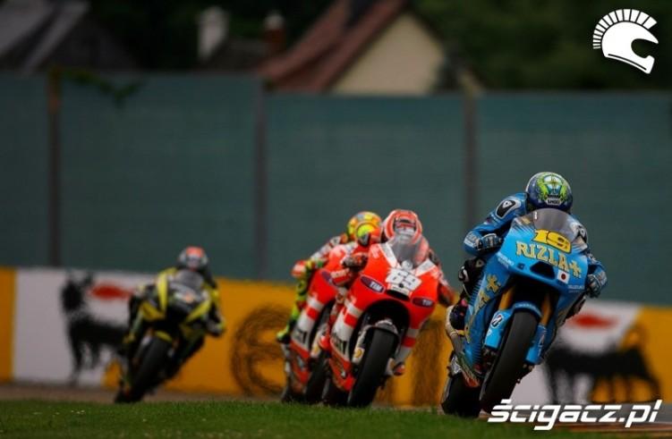 Wyscig MotoGP