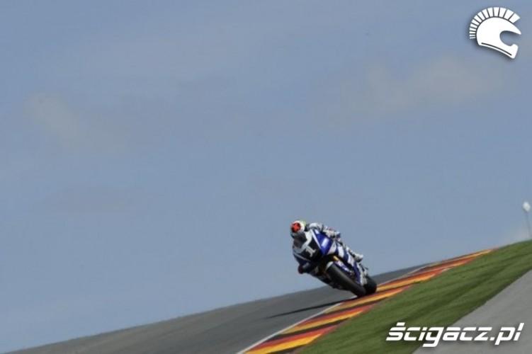 Yamaha Sachsenring spaniard