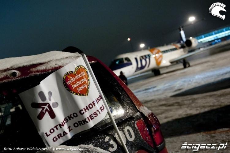 lotnisko wspiera WOSP 18final Lukasz Widziszowski LCS 7994