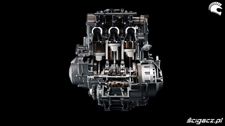 konstrukcja silnika