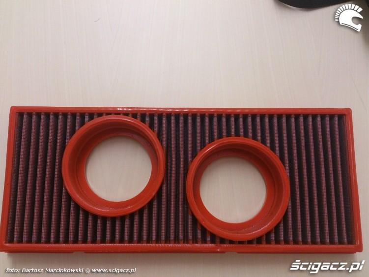 Filtr powietrza BMC filtry
