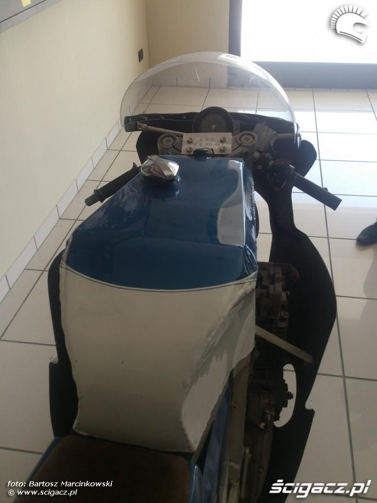 Motocykl BMC filtry