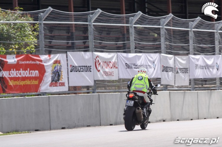 ryga tor superbike school