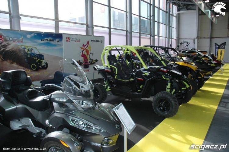 Can Am Motor Show Poznan 2015