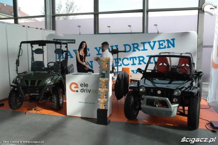 Ele Driveco Motor Show Poznan 2015